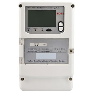 China Smart Three-phase Energy Meter Supplier